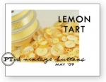 Lemon Tart Vintage Buttons
