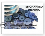 Enchanted Evening Vintage Buttons