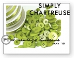 Simply Chartreuse Vintage Buttons