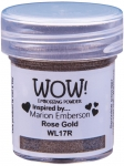 Wow Embossing Powder - Rose Gold