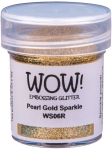 Wow Embossing Powder - Pearl Gold Sparkle